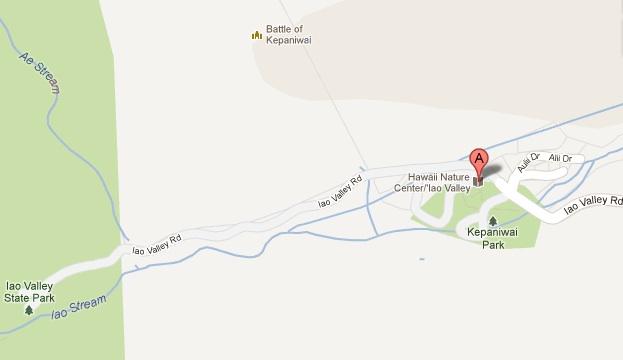 Iao Map