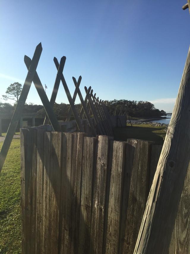 Fort Caroline (c) ABR 2016